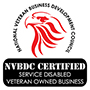NVBDC Certified - Service Disabled Verteran Owned Business